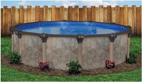 laguna 24 round above ground pools doughboy pools