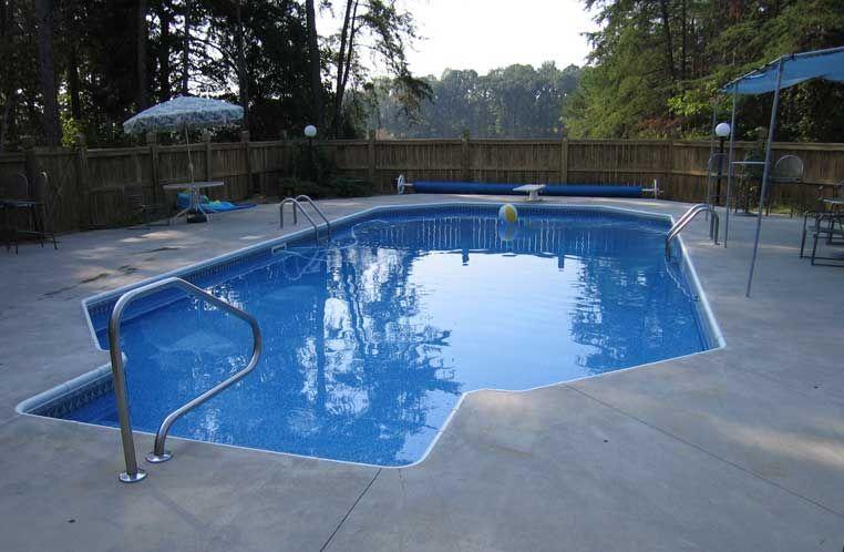 Inground Pools Hydra Steel Amp Polymer Wall Inground Pools